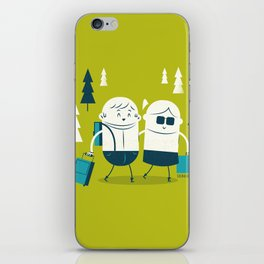 :::Excursion time::: iPhone Skin