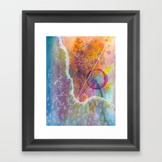 adore you Framed Art Print