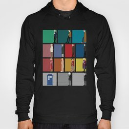 Doctor Who? Hoody