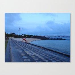 Sunset Beach, Okinawa Canvas Print