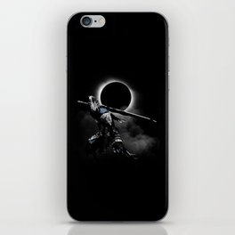 The Abyss Knight iPhone Skin