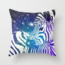 Beauty In Difference Throw Pillow