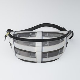 modern architecture - repeating Fanny Pack