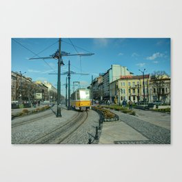 Sofia Tram  Canvas Print
