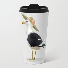 Seagurl Travel Mug