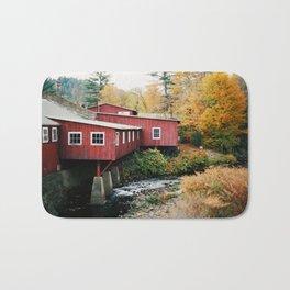 Vermont Sightings - 35mm Film Bath Mat
