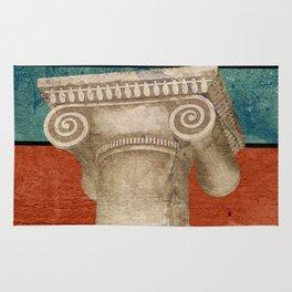 Pillar of Rome Rug