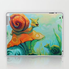 Kangou-Scargot Laptop & iPad Skin