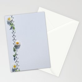Fashion Meets Nature Stationery Cards