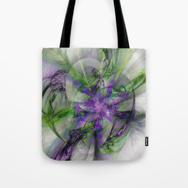 Painted with Love Tote Bag