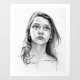 Constanza Art Print