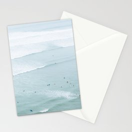 Tiny Surfers from the Sky 5, Lima, Peru Stationery Cards