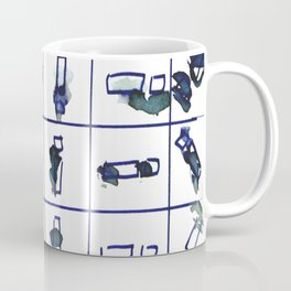 24 matchsticks Coffee Mug