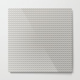 Suckin' 'em down like candy (Acetaminophen pattern) Metal Print