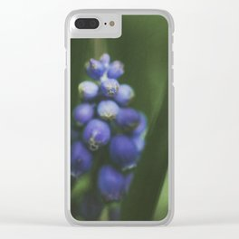 Full of Life Clear iPhone Case