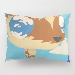 DeerHead Pillow Sham
