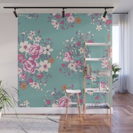 Spring Emotion Wall Mural