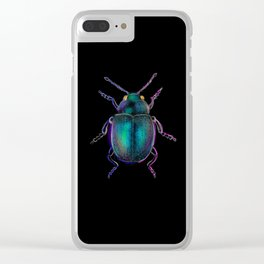 Beetle 2 Clear iPhone Case