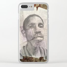 Twin Clear iPhone Case