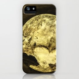 Universal Love from Pluto iPhone Case