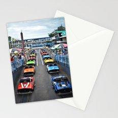 Tomorrowland Speedway Stationery Cards