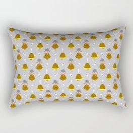 Volcanology Rectangular Pillow