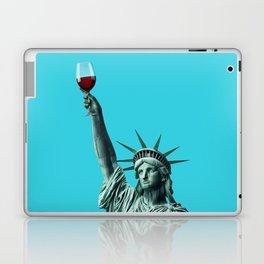 Liberty of drinking Laptop & iPad Skin