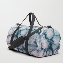 Undefined Abstract #1 #decor #art #society6 Duffle Bag