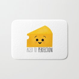 Aged To Perfection - Cheese Bath Mat