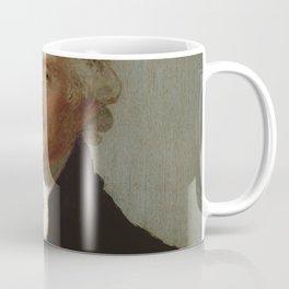 Thomas Jefferson Painting Coffee Mug