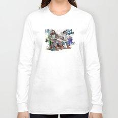 TALLS VS. SMALLS Long Sleeve T-shirt