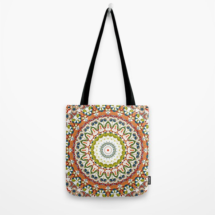Abstract Ethnic ornament. Rustic . Tote Bag