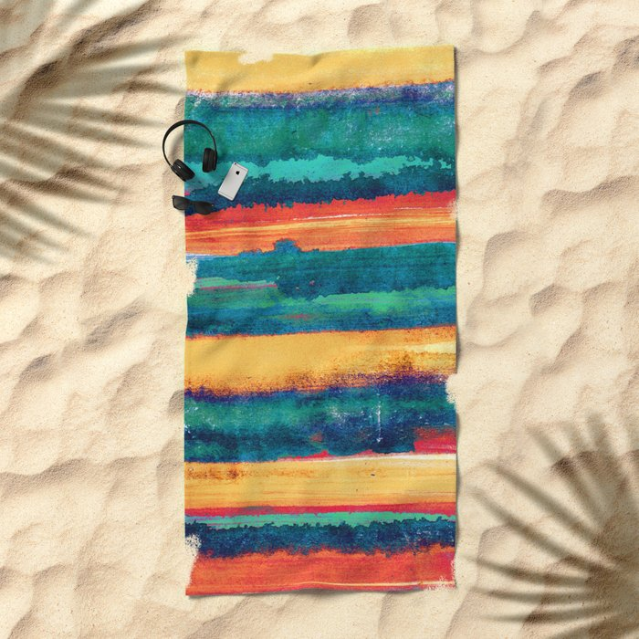 California Dreaming Beach Towel