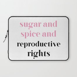 Sugar and Spice Laptop Sleeve