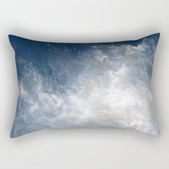 Ciel au Lait Rectangular Pillow