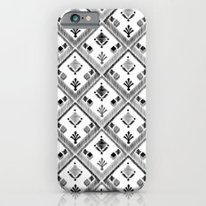 Abstract ethnic ornament. White background 4. Slim Case iPhone 6s
