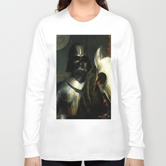 Knight Vader  Long Sleeve T-shirt