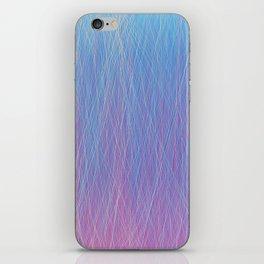 Gradient Strings iPhone Skin