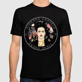 Ninguna Chavela Tiene Dueño T-shirt