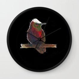 Snowcap Wall Clock