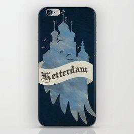 Ketterdam iPhone Skin