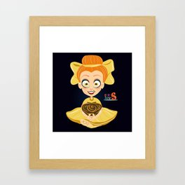 Mariette/AlfsToys Boo Framed Art Print