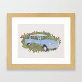 Anglia Framed Art Print