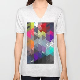 Triangle No. 3 Unisex V-Neck