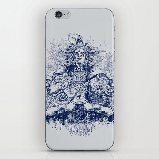 Spirit Dreams iPhone & iPod Skin