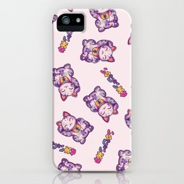 Maneki Neko DLGR iPhone Case