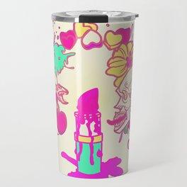 Give Me Lippy Travel Mug