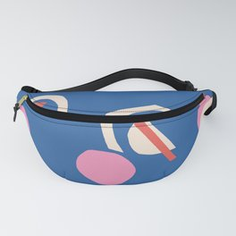 Cut and Paste Fanny Pack