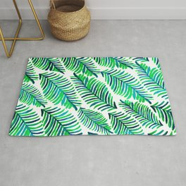 Palm Solace #society6 #buyart #decor Rug