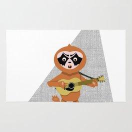 Sloth Goth Rug